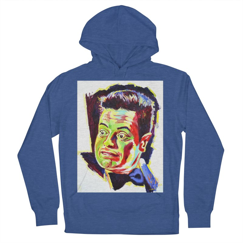 rami Women's French Terry Pullover Hoody by paintings by Seamus Wray