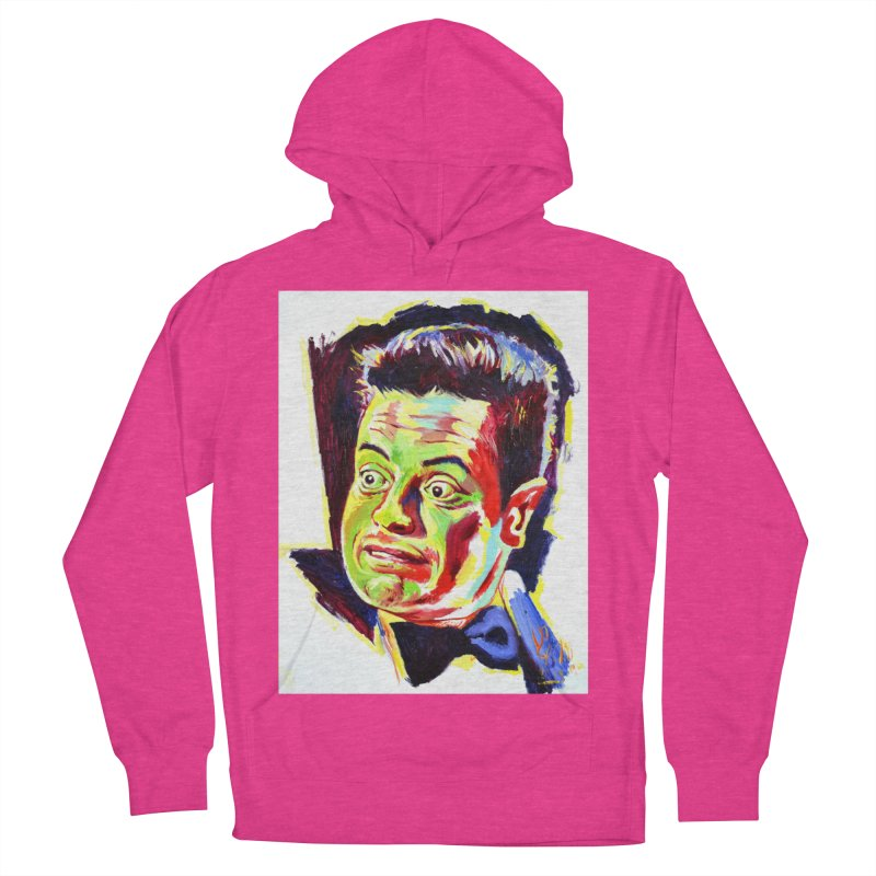rami Men's French Terry Pullover Hoody by paintings by Seamus Wray