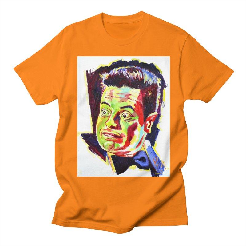 rami Men's Regular T-Shirt by paintings by Seamus Wray