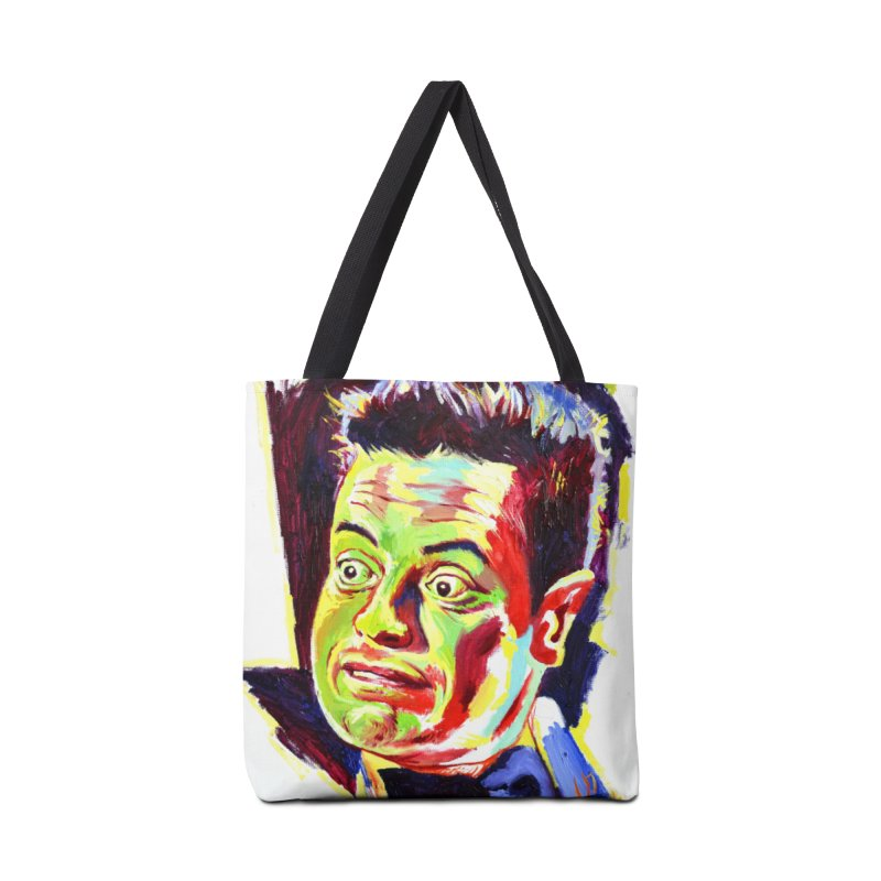 rami Accessories Tote Bag Bag by paintings by Seamus Wray