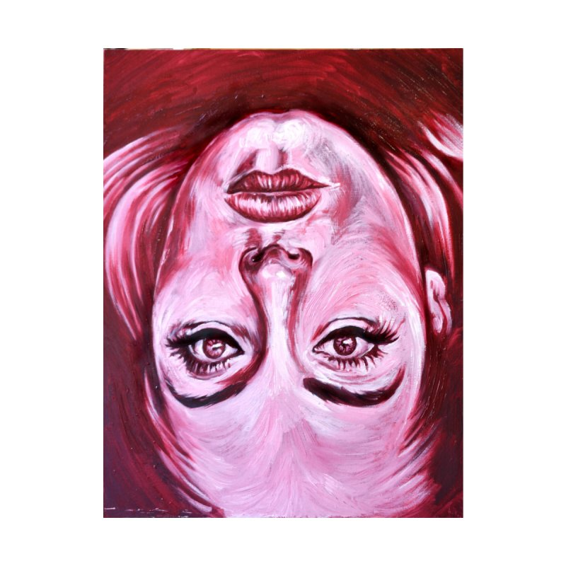 adele by paintings by Seamus Wray