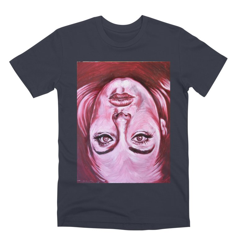 adele Men's Premium T-Shirt by paintings by Seamus Wray