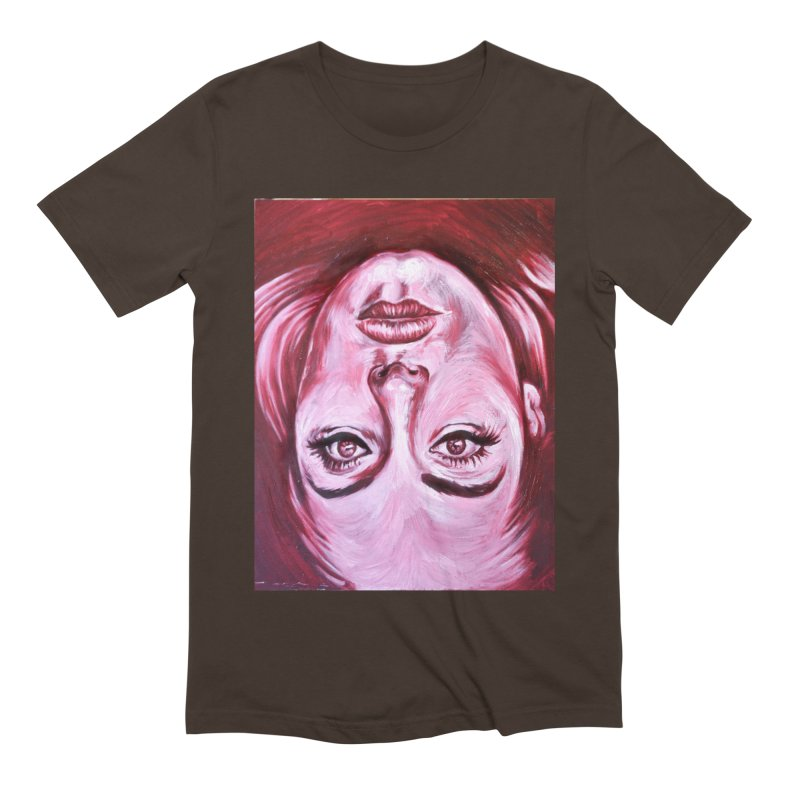adele Men's Extra Soft T-Shirt by paintings by Seamus Wray