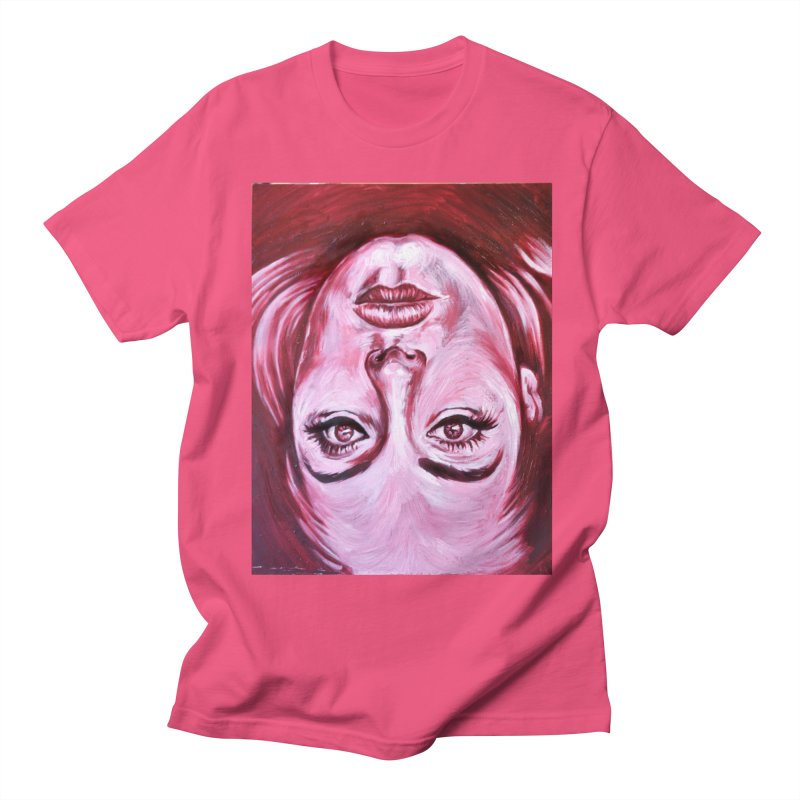 adele Women's Regular Unisex T-Shirt by paintings by Seamus Wray
