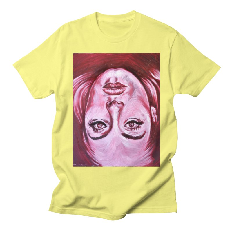 adele Men's T-Shirt by paintings by Seamus Wray