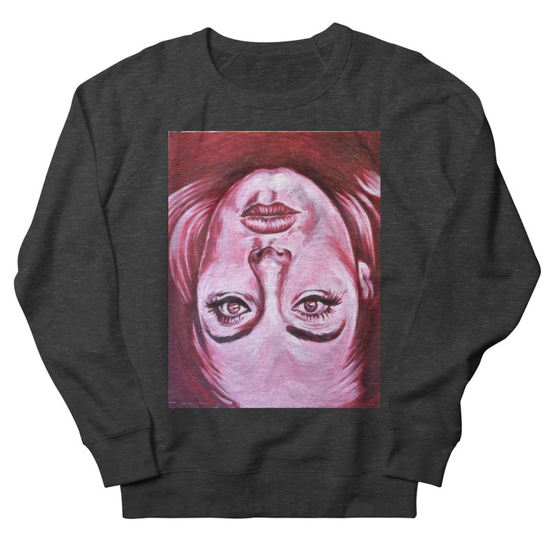 adele Women's French Terry Sweatshirt by paintings by Seamus Wray
