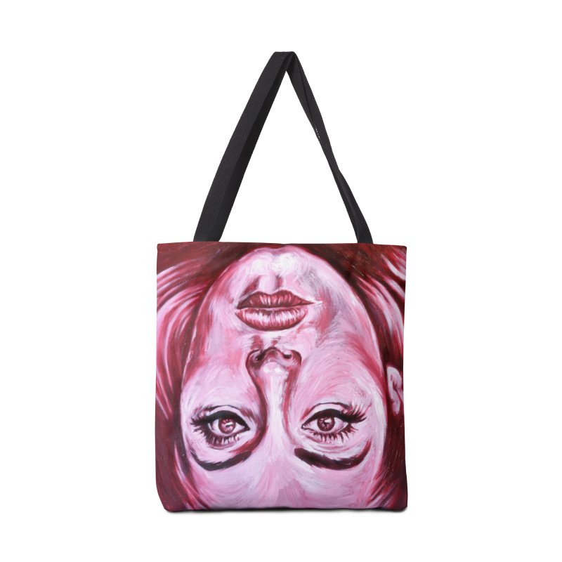 adele Accessories Tote Bag Bag by paintings by Seamus Wray
