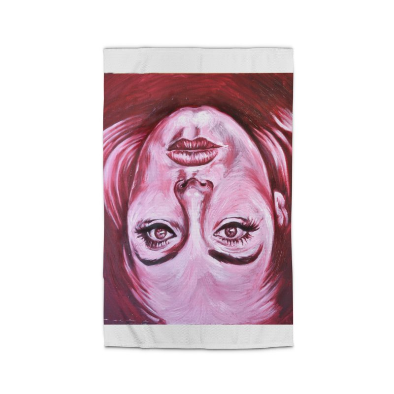 adele Home Rug by paintings by Seamus Wray