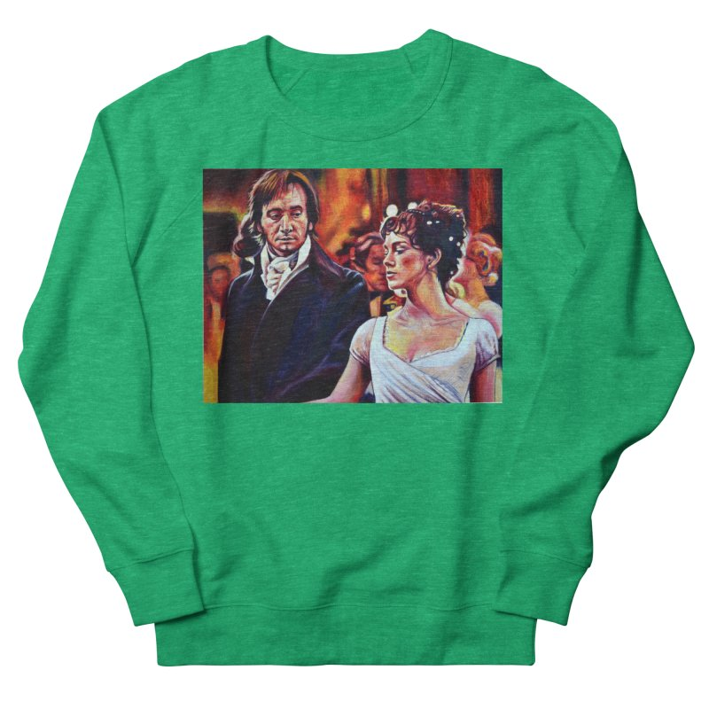 darcy-bennet Women's Sweatshirt by paintings by Seamus Wray
