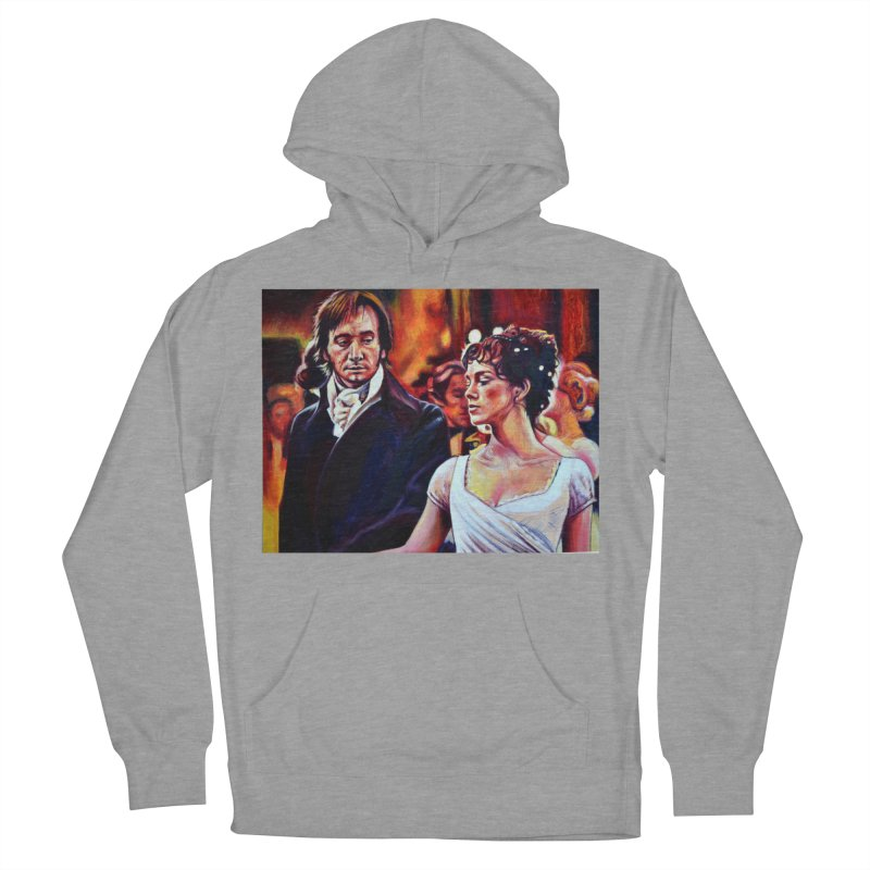 darcy-bennet Women's French Terry Pullover Hoody by paintings by Seamus Wray