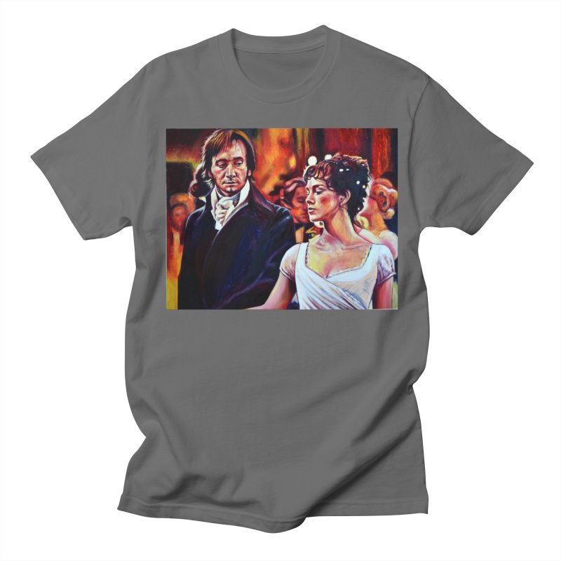 darcy-bennet Women's Regular Unisex T-Shirt by paintings by Seamus Wray