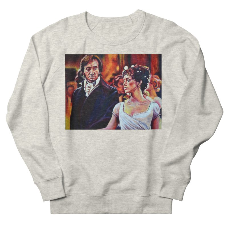 darcy-bennet Women's French Terry Sweatshirt by paintings by Seamus Wray