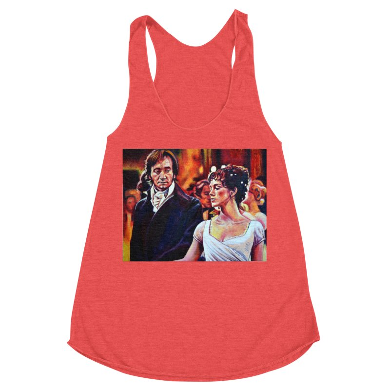 darcy-bennet Women's Tank by paintings by Seamus Wray