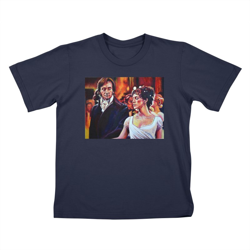 "darcy-bennet Kids T-Shirt by Art Prints by Seama available under ""Home"""