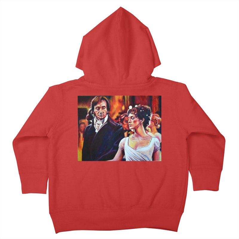 """darcy-bennet Kids Toddler Zip-Up Hoody by Art Prints by Seama available under """"Home"""""""