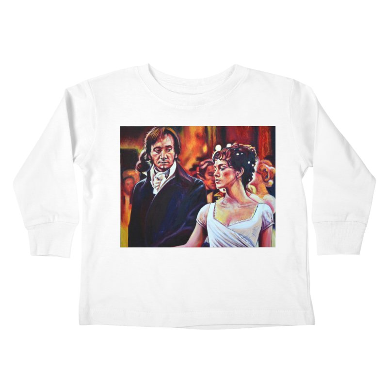 "darcy-bennet Kids Toddler Longsleeve T-Shirt by Art Prints by Seama available under ""Home"""