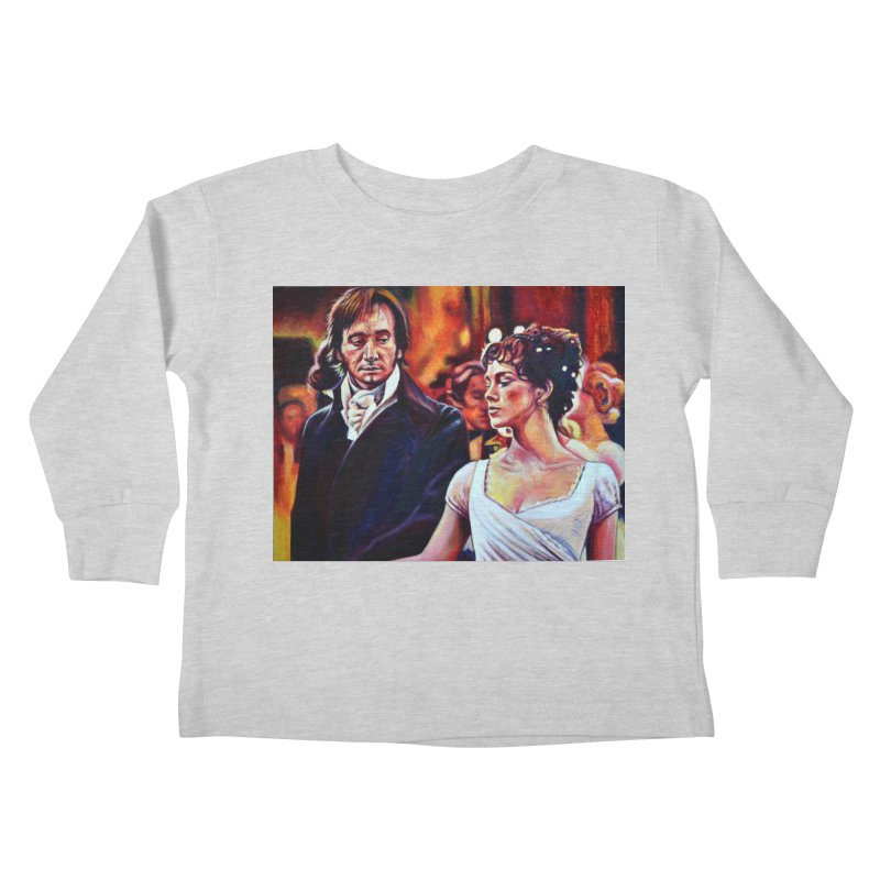 """darcy-bennet Kids Toddler Longsleeve T-Shirt by Art Prints by Seama available under """"Home"""""""