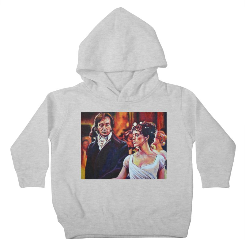 darcy-bennet Kids Toddler Pullover Hoody by paintings by Seamus Wray