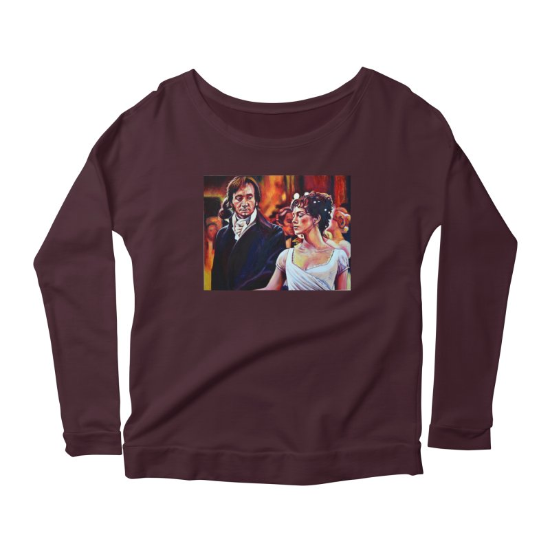 darcy-bennet Women's Longsleeve T-Shirt by paintings by Seamus Wray