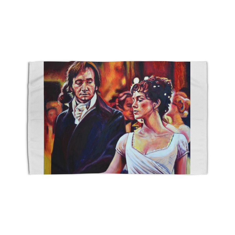darcy-bennet Home Rug by paintings by Seamus Wray