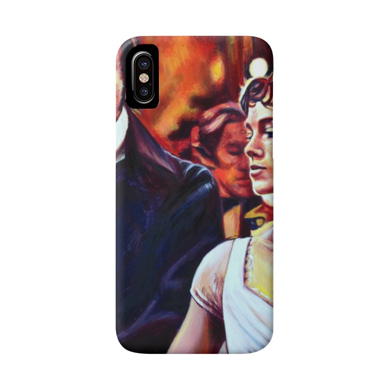 darcy-bennet Accessories Phone Case by paintings by Seamus Wray