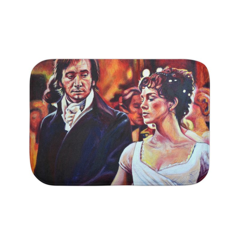 darcy-bennet Home Bath Mat by paintings by Seamus Wray