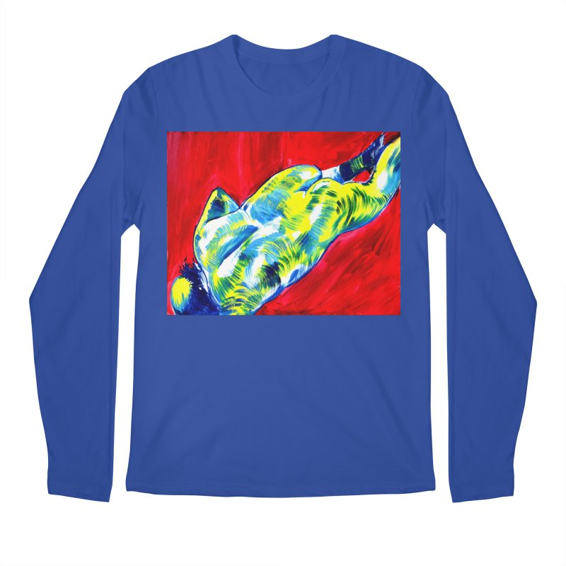 """nude Men's Longsleeve T-Shirt by Art Prints by Seamus Wray available under """"Home"""""""