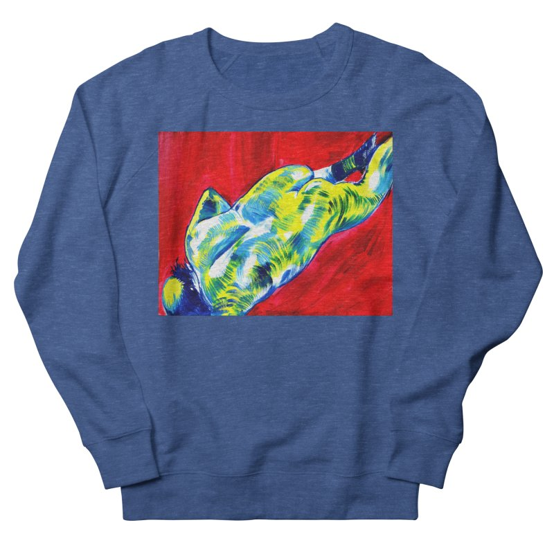 """nude Men's Sweatshirt by Art Prints by Seamus Wray available under """"Home"""""""