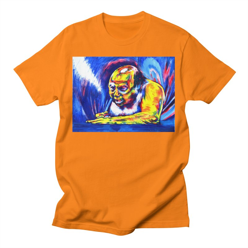 """escape Men's T-Shirt by Art Prints by Seamus Wray available under """"Home"""""""