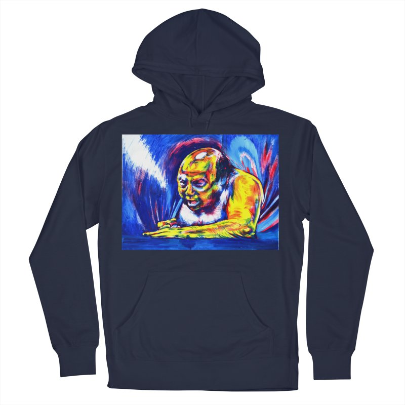 escape Men's Pullover Hoody by paintings by Seamus Wray