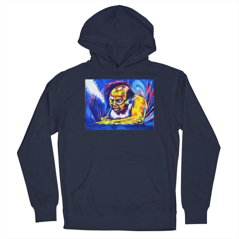 "escape Men's Pullover Hoody by Art Prints by Seama available under ""Home"""