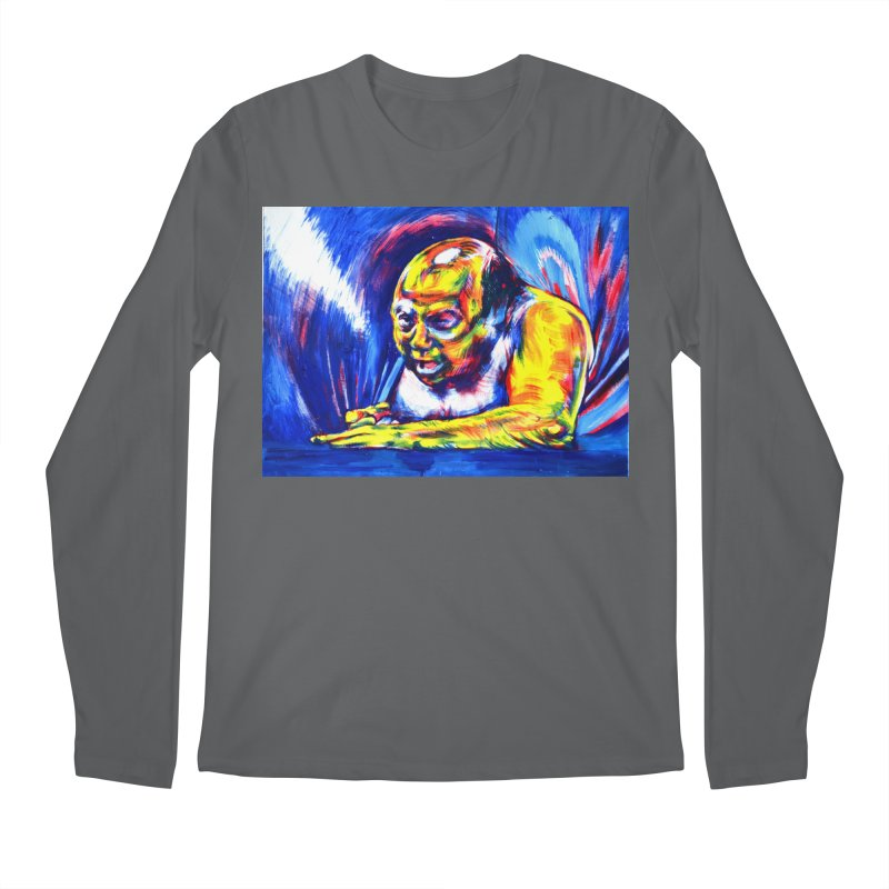 escape Men's Longsleeve T-Shirt by paintings by Seamus Wray