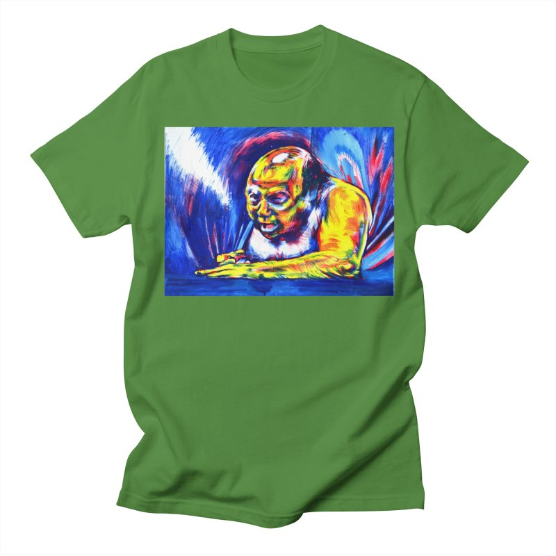 escape Men's T-Shirt by paintings by Seamus Wray