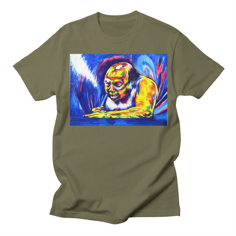 "escape Men's T-Shirt by Art Prints by Seama available under ""Home"""
