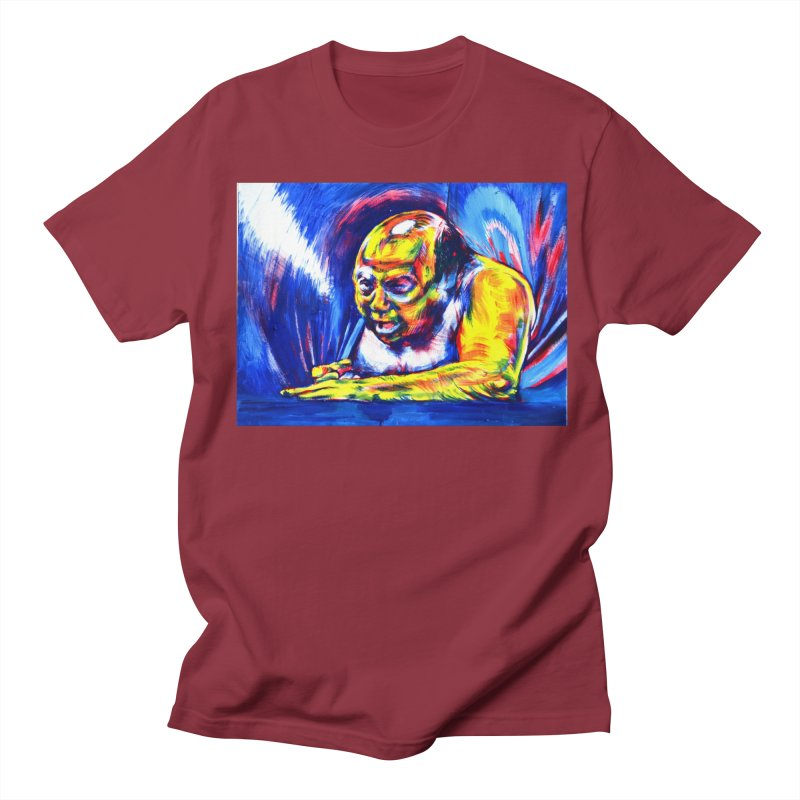 escape Women's Regular Unisex T-Shirt by paintings by Seamus Wray