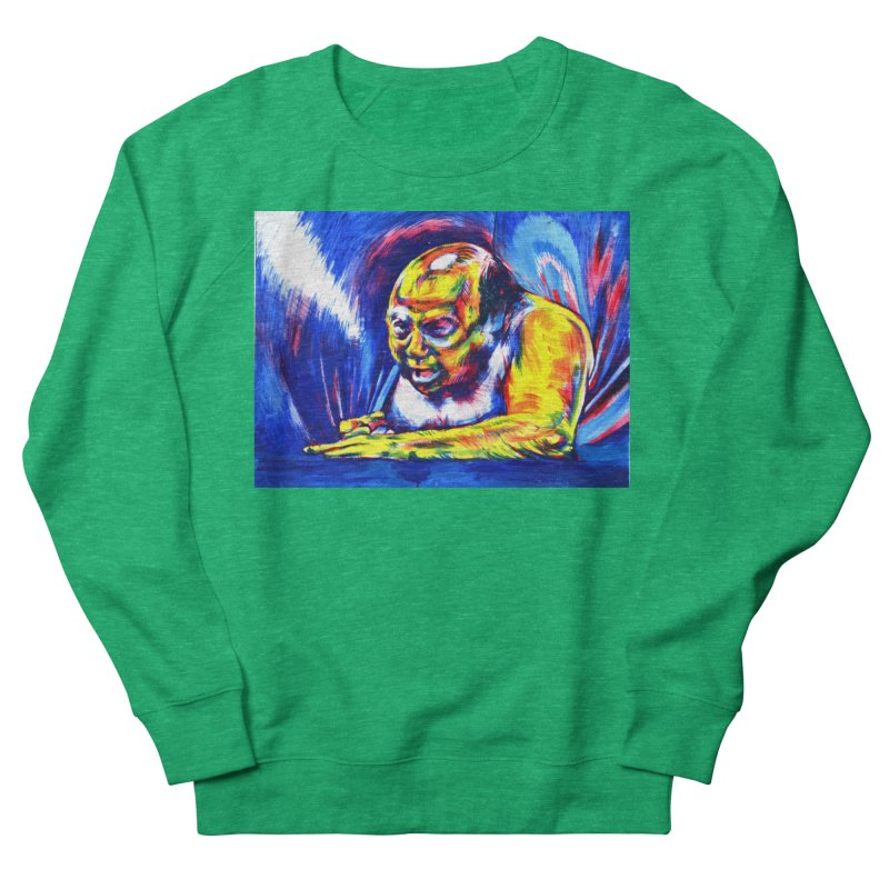 escape Women's Sweatshirt by paintings by Seamus Wray