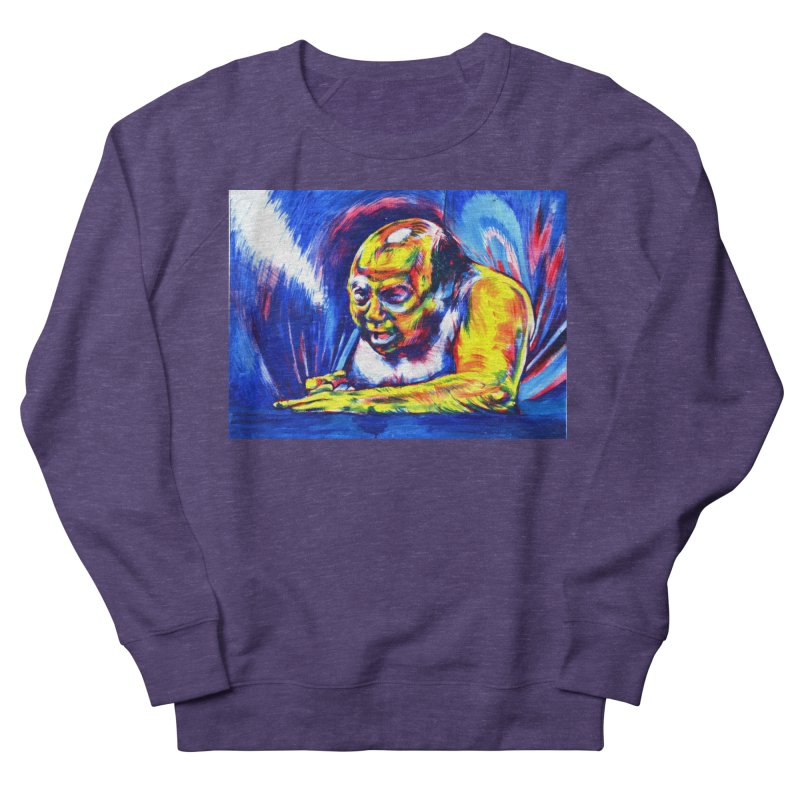 escape Women's French Terry Sweatshirt by paintings by Seamus Wray