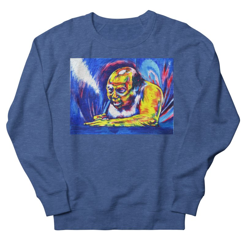 escape Men's Sweatshirt by paintings by Seamus Wray