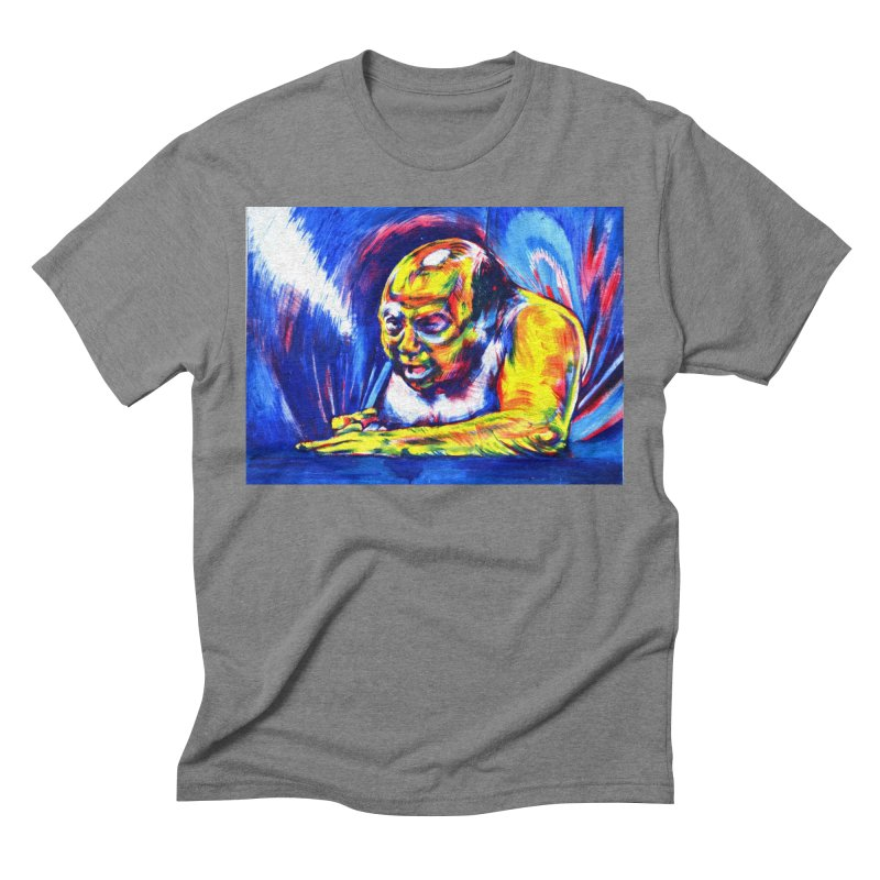 escape Men's Triblend T-Shirt by paintings by Seamus Wray