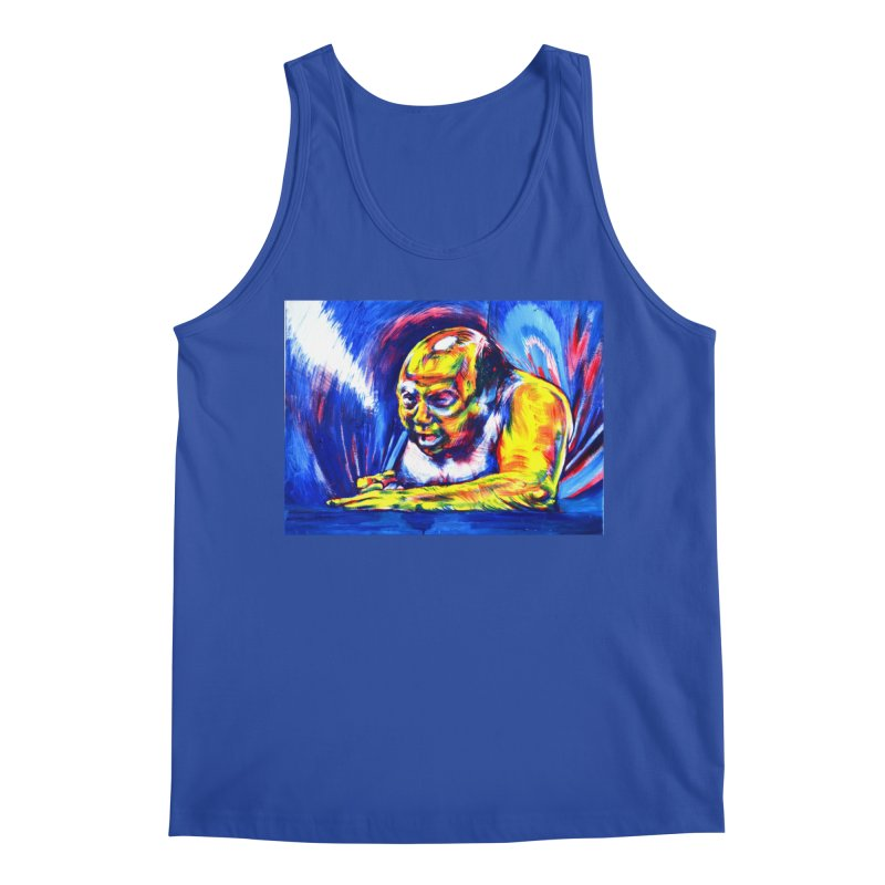 """escape Men's Tank by Art Prints by Seamus Wray available under """"Home"""""""
