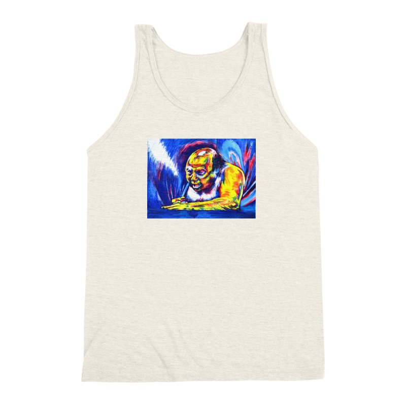 escape Men's Triblend Tank by paintings by Seamus Wray