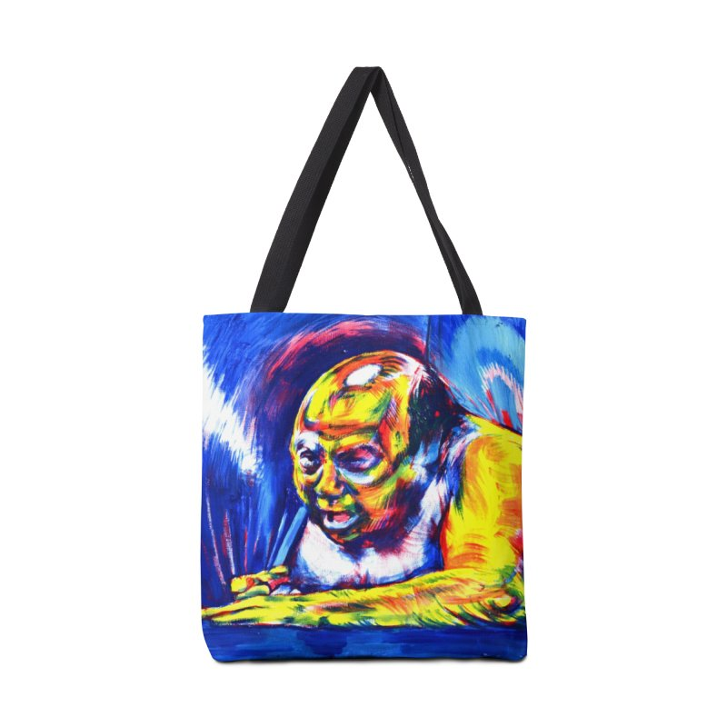 escape Accessories Tote Bag Bag by paintings by Seamus Wray