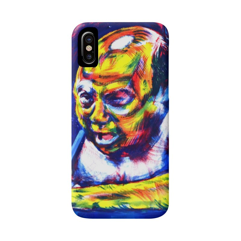 escape Accessories Phone Case by paintings by Seamus Wray