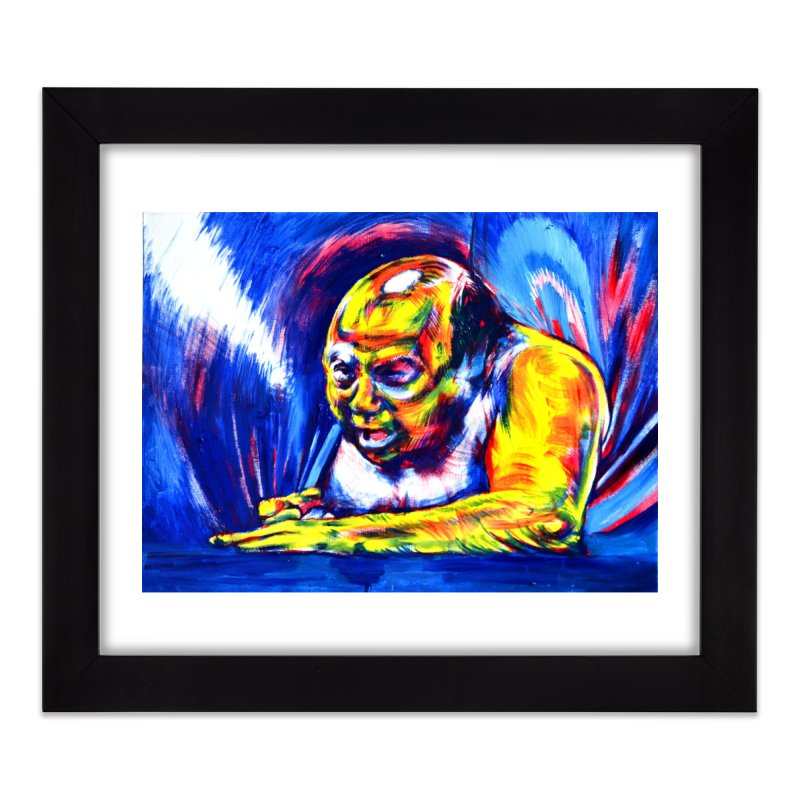 """escape Home Framed Fine Art Print by Art Prints by Seamus Wray available under """"Home"""""""