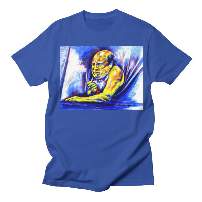 breakout Men's T-Shirt by paintings by Seamus Wray