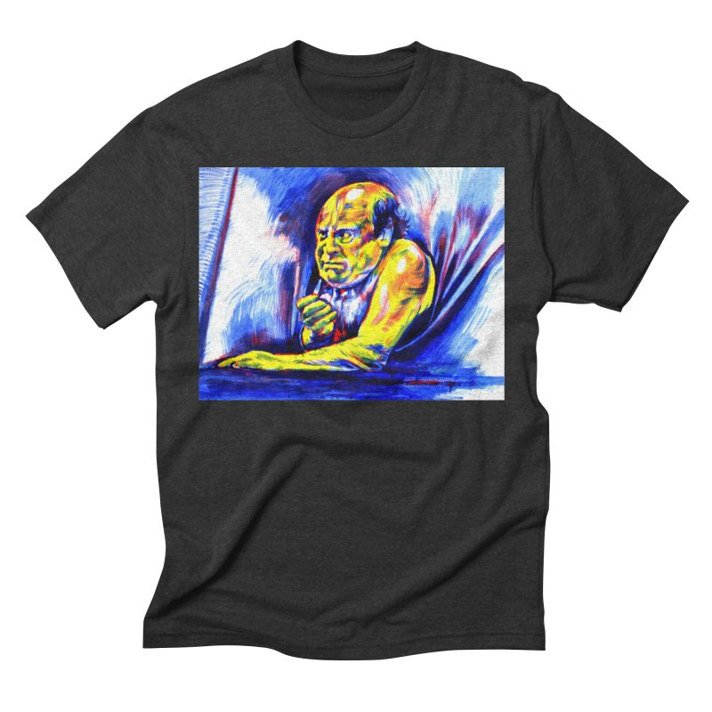 breakout Men's Triblend T-Shirt by paintings by Seamus Wray