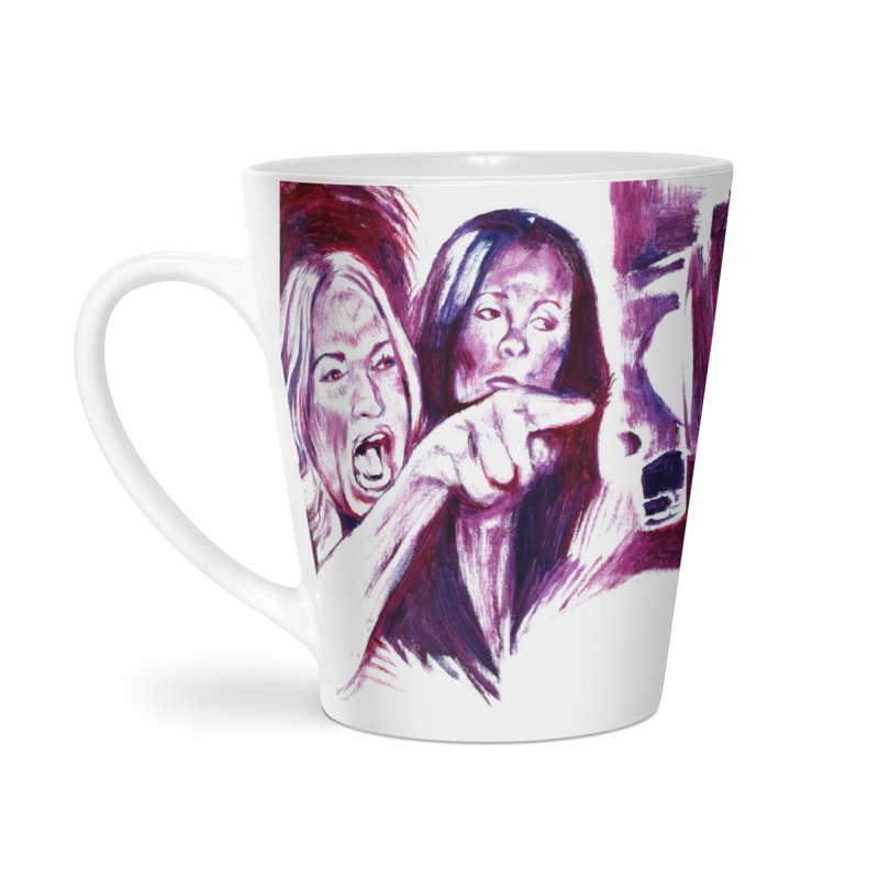 confused Accessories Mug by paintings by Seamus Wray