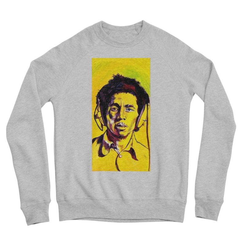 bob Women's Sponge Fleece Sweatshirt by paintings by Seamus Wray