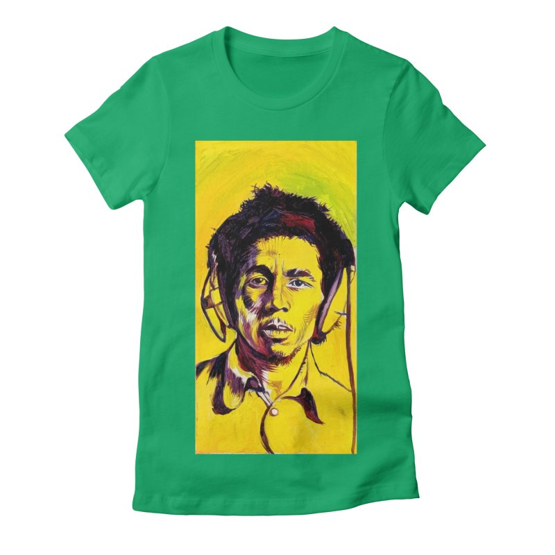 bob Women's T-Shirt by paintings by Seamus Wray
