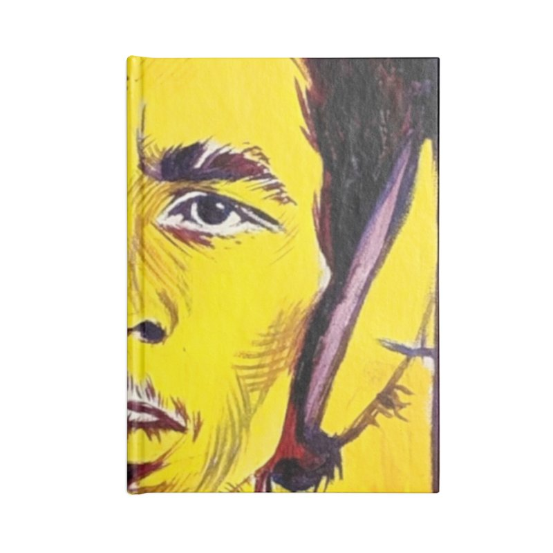 bob Accessories Notebook by paintings by Seamus Wray